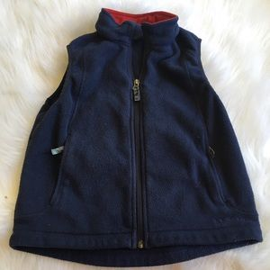 Columbia kids vest